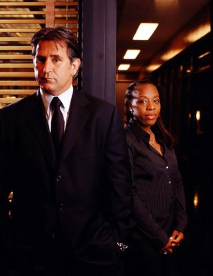 Anthony LaPaglia and Marianne Jean Baptiste
