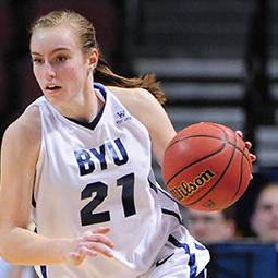 WCC One-on-One: BYU's Lexi Eaton