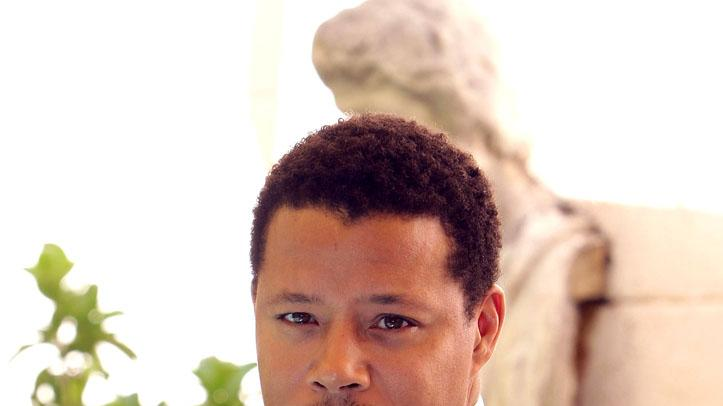 Terrence Howard Wireimage Iron Man Rome