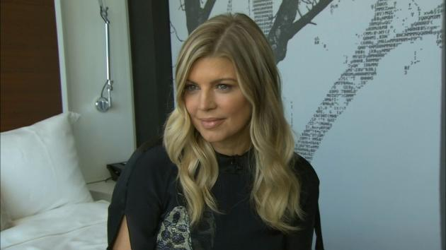 Fergie chats with Access Hollywood in New York City on March 22, 2012 -- Access Hollywood