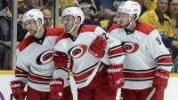 Winless 'Canes aren't panicking as lengthy road trip looms