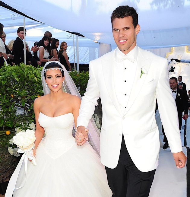 TV Weddings - Kim Kardashian …