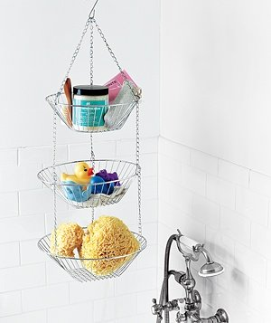 Fruit Basket for Bath Stuff