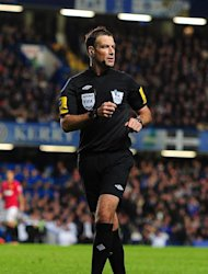 Sir Alex Ferguson said Mark Clattenburg, pictured, was 'pilloried' after his side's clash with Chelsea last week