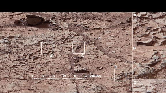 Curiosity Rover to Drill Mars Rock Once Soaked by Water