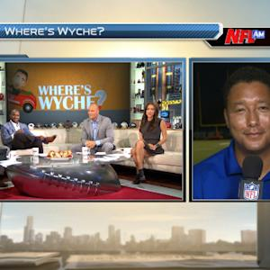 'NFL AM's' Where's Wyche?