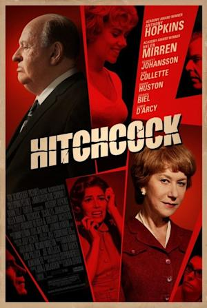 Blu-ray Review: 'Hitchcock'