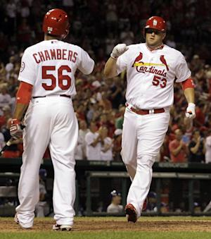 Beltran powers Cardinals past Dodgers 5-1