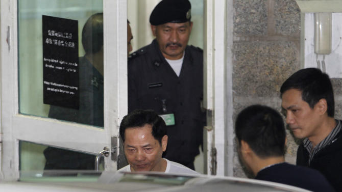 Notorious Macau gangster released from prison