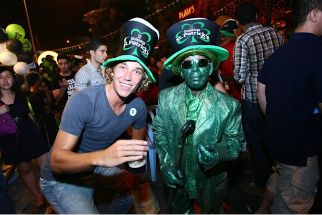 St Patricks in Malaysia