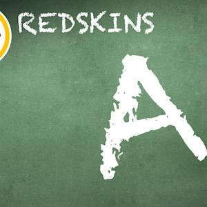 Week 2 Report Card: Washington Redskins