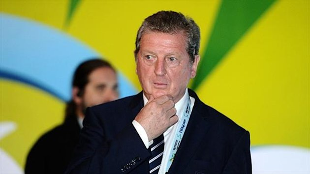 Roy Hodgson admits England's group will be difficult to advance from