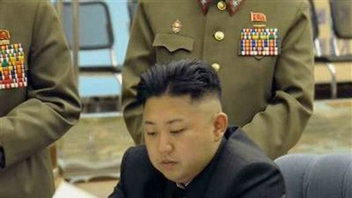 Kim Jong Un: Nuclear Weapons Are North Korea's 'life'