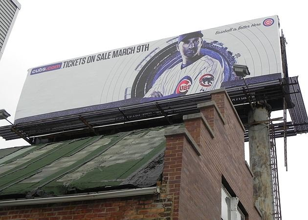 DALE Sveum billboard ad campaign makes new Cubs manager 'not comfortable'