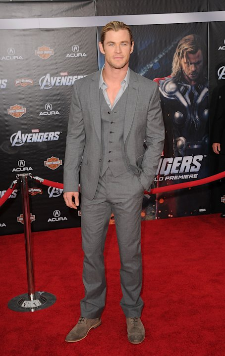 Premiere Of Marvel Studios' &quot;Marvel's The Avengers&quot; - Arrivals