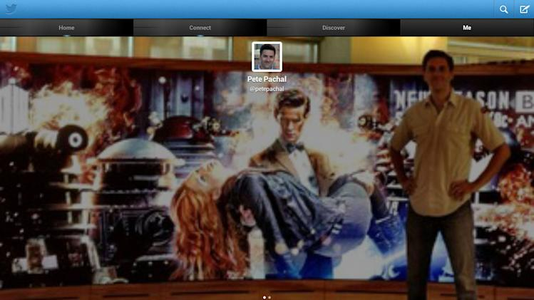 Twitter's New Profile Pages Look Horrible on Android Tablets [REVIEW]
