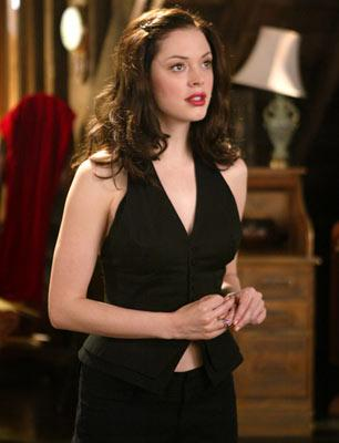 "Rose McGowan The WB's ""Charmed"" Charmed"