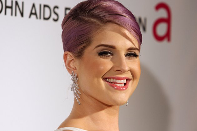 Kelly Osbourne brach in einer TV-Show zusammen (Bild: WENN)