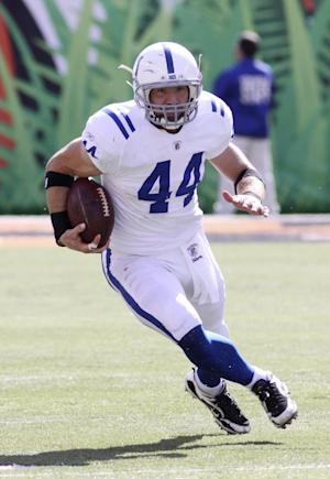 Dallas Clark to announce retirement with Colts