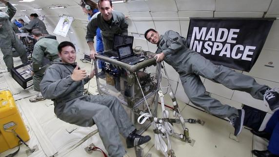 'Maker' Ideas Wanted for First 3D Printer In Space