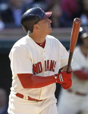 Cabrera's grand slam helps Indians rout Royals