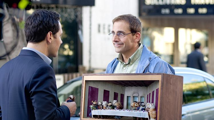Dinner for Schmucks Paramount Pictures 2010 Paul Rudd Steve Carell