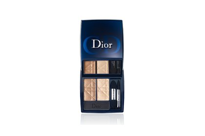 DIOR 3 COULEURS GLOW LUMINOUS GRAPHIC EYE PALETTE IN NUDE GLOW, $48