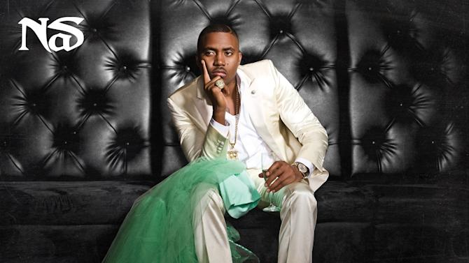 """This CD cover image released by Def Jam shows """"Life is Good,"""" the latest release by Nas. (AP Photo/Def Jam)"""