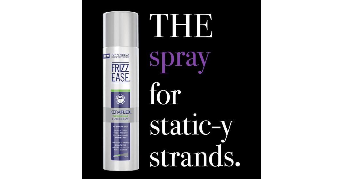 Introducing The Spray for Static-y Strands