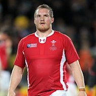 Gethin Jenkins is looking to repay the faith of the Welsh coaching team