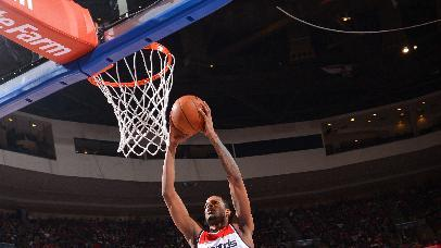 Ariza scores 40, Wizards win 6th straight