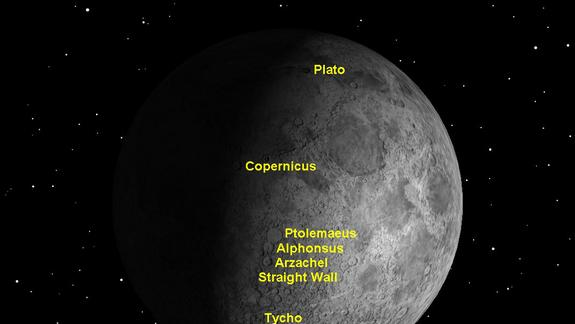 Best Time to See Moon Craters This Month Is Now