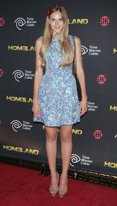 "Time Warner Cable & Showtime Host The Season 2 Premiere Of ""Homeland"" - Arrivals"