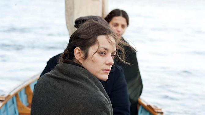 """This image released by The Weinstein Company shows Marion Cotillard in a scene from """"The Immigrant."""" (AP Photo/The Weinstein Company, Anne Joyce)"""