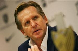 Malaga coach Schuster not against doping for injury recovery