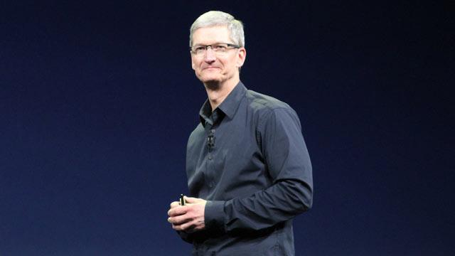 Apple CEO:  'Intense Interest' in Improving TV