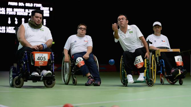 2012 London Paralympics - Day 6 - Boccia