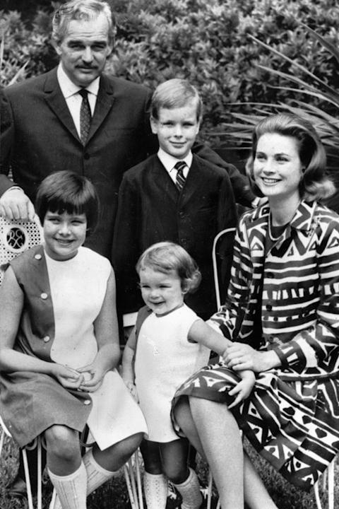 The Royal Family of Monaco, 1967