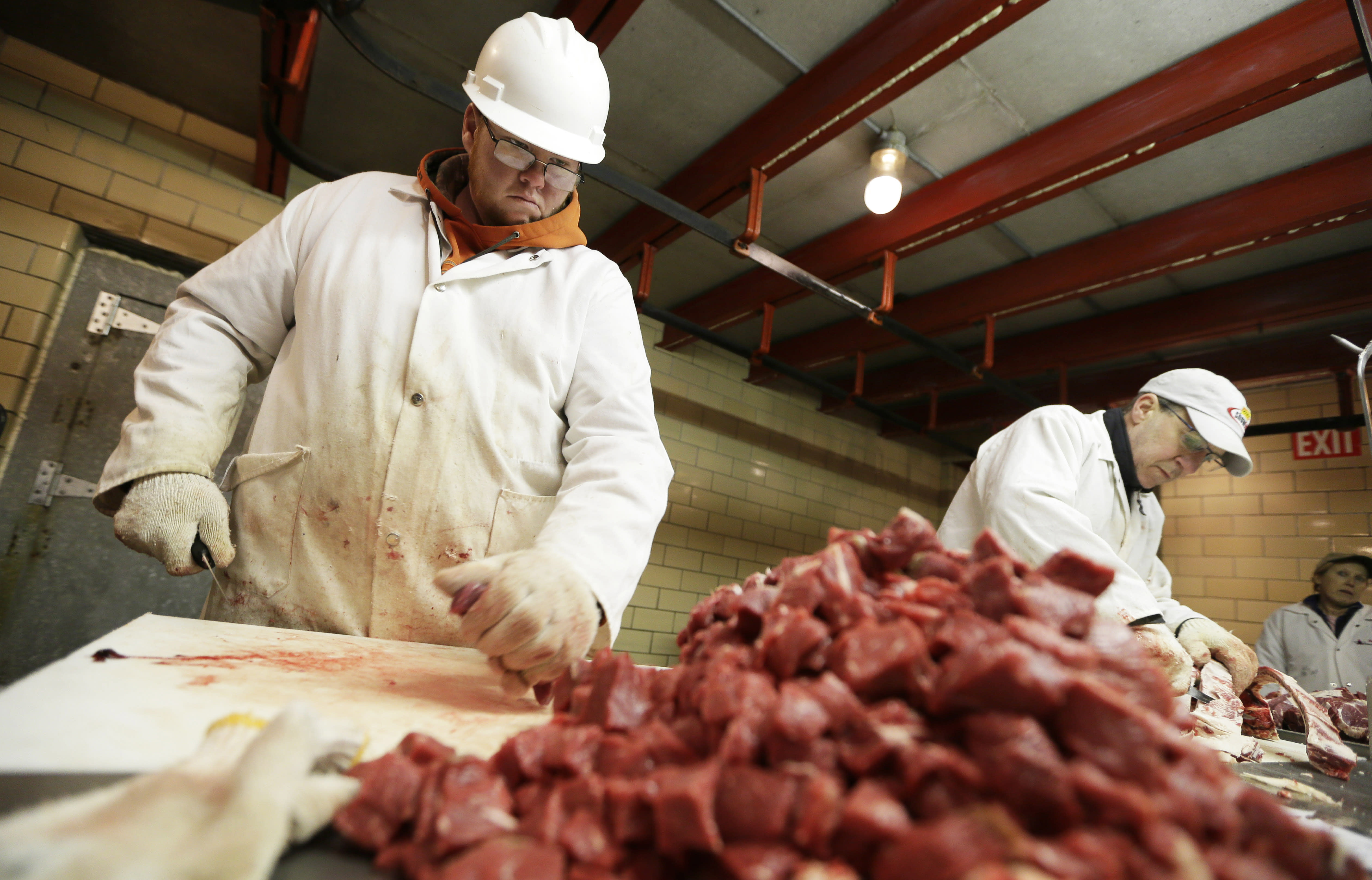 More want local beef, but fewer want tough job of cutting it