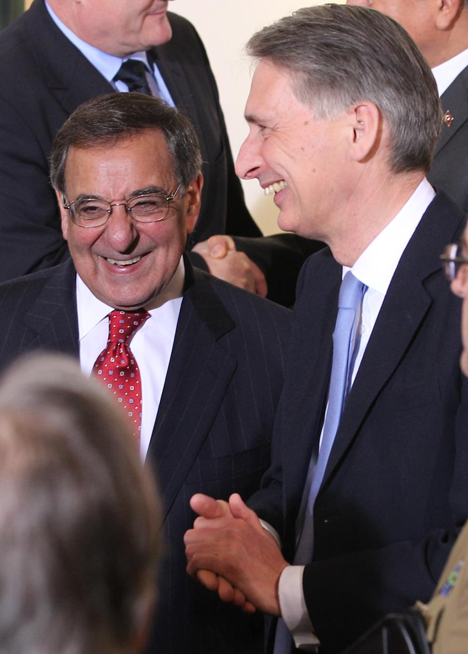 Panetta: Cybersecurity focus of next NATO meeting