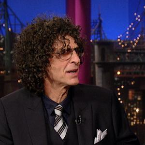 David Letterman - Howard Stern, Part 4 (11/22/13)