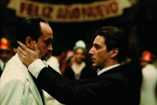 Michael Corleone and brother Fredo famously fall into an unhealthy sibling rivalry in