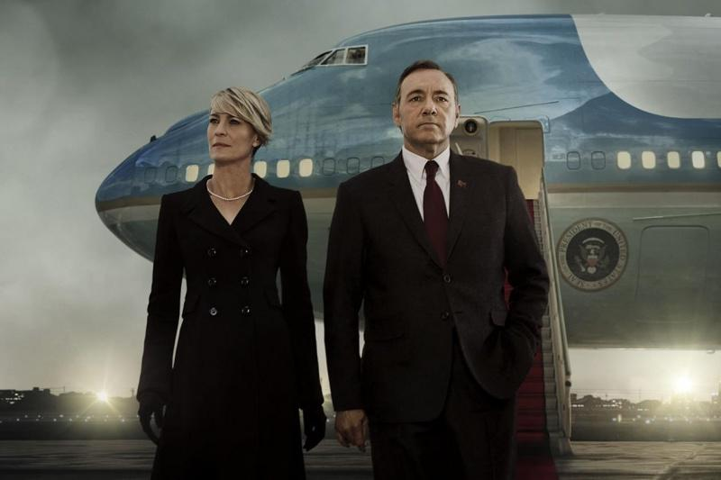 Check out the intense new teaser for House of Cards season 4