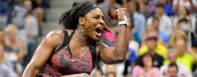 Serena survives 3rd-round scare at U.S. Open
