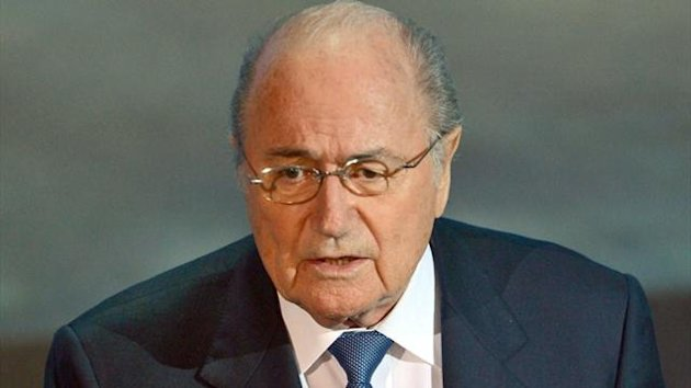 Sepp Blatter bedauert die Brand-Tragdie in Brasilien