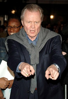 Jon voight at the NY premiere of Paramount's Mission: Impossible III
