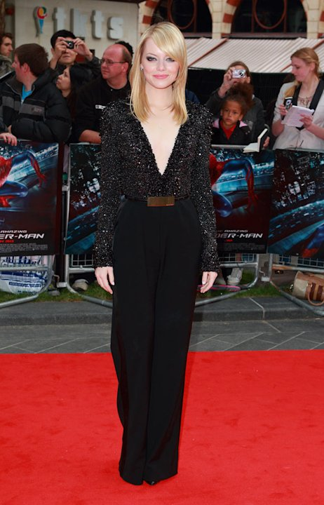The Amazing Spider Man London Premiere