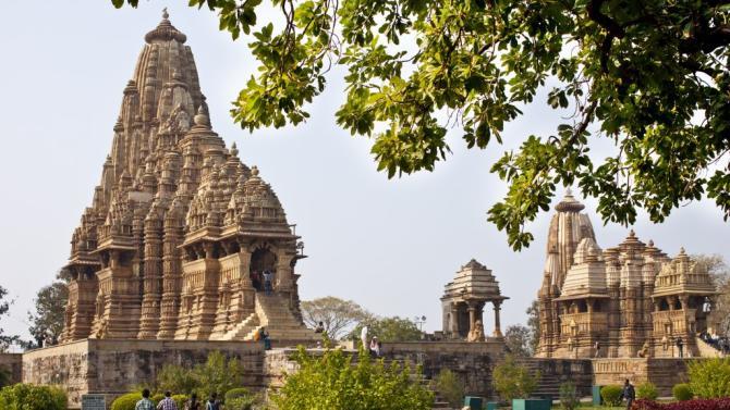 Travel Khajuraho India