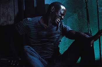 Taye Diggs in Warner Brothers' House On Haunted Hill