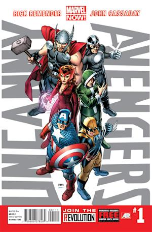 Marvel releasing some 700 No. 1 issues digitally